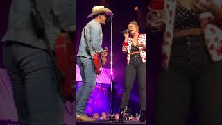 Love Me or Leave Me Alone - Dustin Lynch & Lauren Alaina 10/13/18