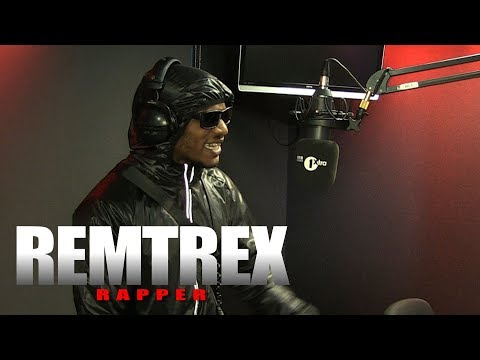 Remtrex – Fire In The Booth