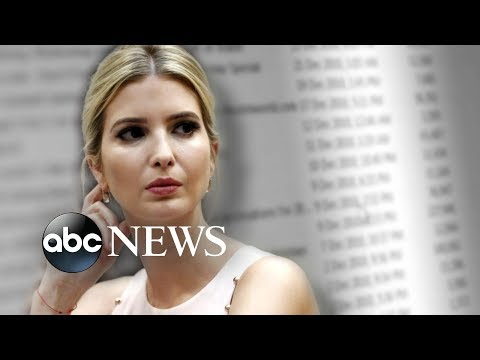 Ivanka Trump allegedly sent White House emails from personal account: Report