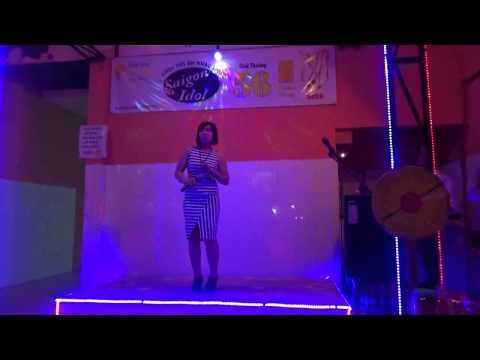 (BK-E): SaiGon Idol, cafe Đất Sài Gòn - Trà My 30