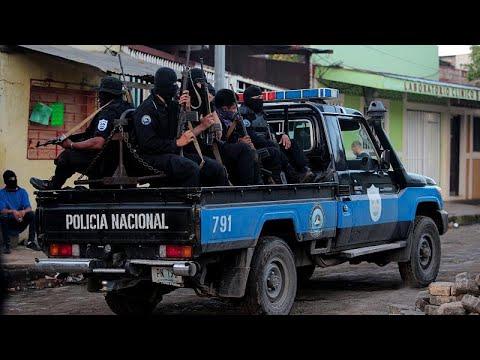 """UNO zur Gewalt in Nicaragua: """"Das muss sofort aufhö ..."""