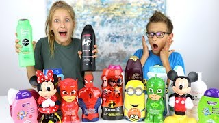 Video Don't Choose the Wrong Soap Slime Challenge!!! MP3, 3GP, MP4, WEBM, AVI, FLV Juni 2019