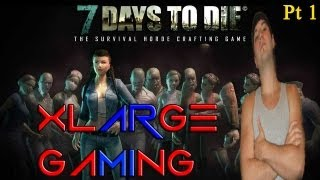 ***NEW 2013 Zombie Survival Sandbox Voxel Based Game PC ***7 Days To Die***