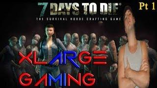 ***NEW 2013 Zombie Survival Sandbox Voxel Based Game PC ***7 Days To Die***