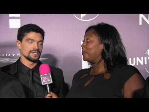 Mido Hamada @ NBC Universal Golden Globes Party | Black Hollywood Live