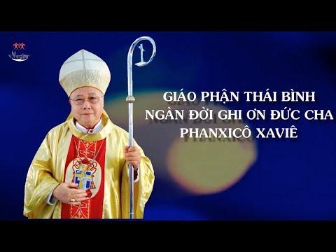 Dấu chân người mục tử - Đức cha Phanxicô Xaviê Nguyễn Văn Sang