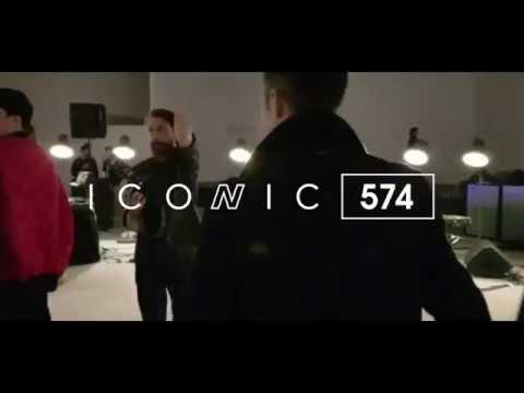 Luis Garcia- ICONIC 574 NB