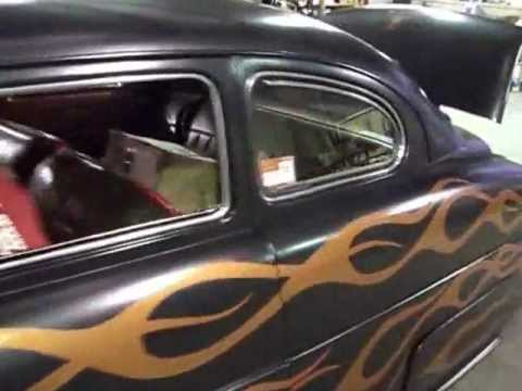 1950 Mercury Custom Audio Install at Complete Car Sound