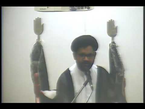 1438 AH – Rajab – 25 – Shab – Shahadat Majlis – Imam Musa-e-Kazim (A.S.)
