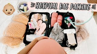PACKING MY HOSPITAL BAG! 37 WEEKS PREGNANT! by Aspyn + Parker
