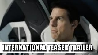 Oblivion International Teaser Trailer - Tom Cruise, Morgan Freeman&Olga Kurylenko