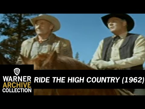 Ride the High Country Trailer