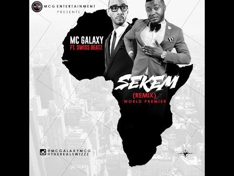 MC Galaxy feat. Swizz Beatz – Sekem (Remix)