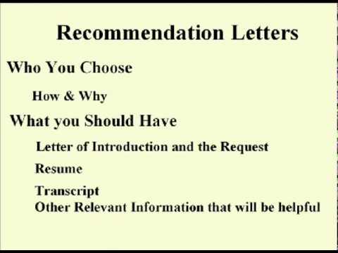 ENG 352 Technical Writing - 34 - Empfehlungsschreiben