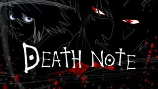 DEATH NOTE 【AMV】 The End Is Getting Closer!
