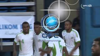 OFC TV Production - Copyright OFC TV © February 2016. Solomon Islands have beaten New Caledonia 5-1 on MD2 of the 2016 OFC Futsal Championship at Vodafone Ar...
