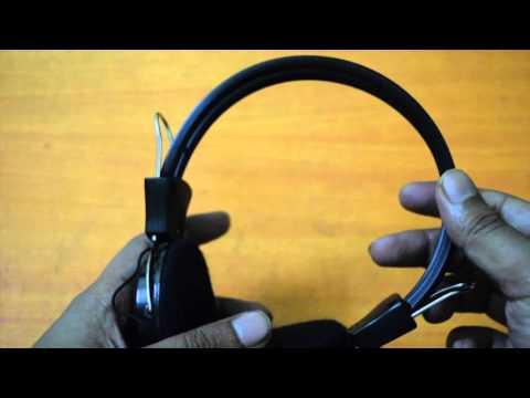 Quantum Stereo Headphone QHM888 Headphone