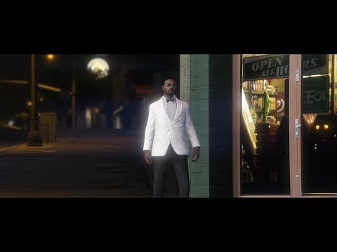 Meek Mill - Save Me [OFFICIAL GTA MUSIC VIDEO]