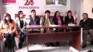 CHARLA INFORMATIVA MIDIS - Cajamarca