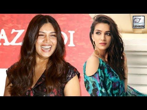 Kriti Sanon Replaced By Bhumi Pednekar In Womaniya