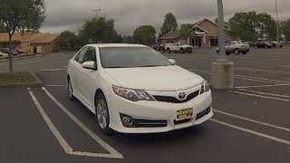 2013 Toyota Camry SE In-Depth Review