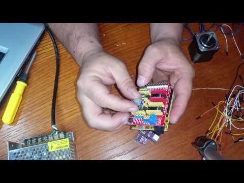 Arduino cnc shield part 1