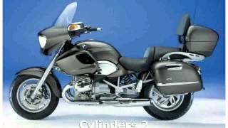 2. 2004 BMW R 1200 CL Custom Features and Info