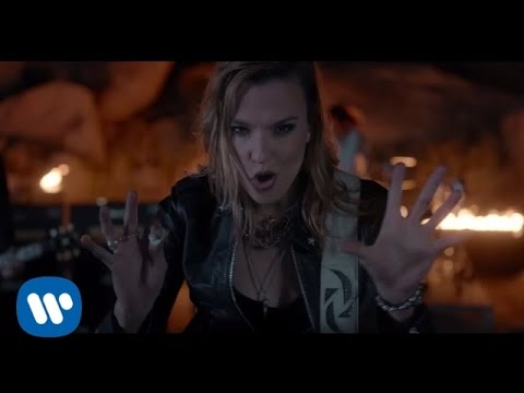 Halestorm - 'I Am The Fire' [Official Video]