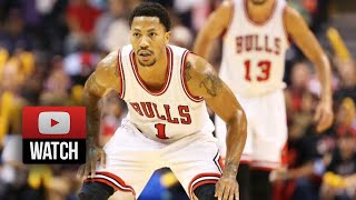 Derrick Rose Full Highlights vs Timberwolves (2014.10.24) - 27 Pts, Impressive!
