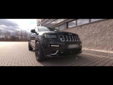 Srt8 jeep 6.4 снимок