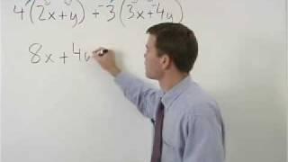 Simplifying Expressions - MathHelp.com - Algebra Help