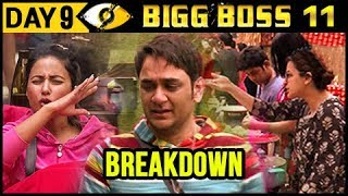 Video Hina Khan Made Vikas Gupta CRY | Bigg Boss 11 Day 9 – Episode 9 | 10th October 2017 Episode Update MP3, 3GP, MP4, WEBM, AVI, FLV Oktober 2017