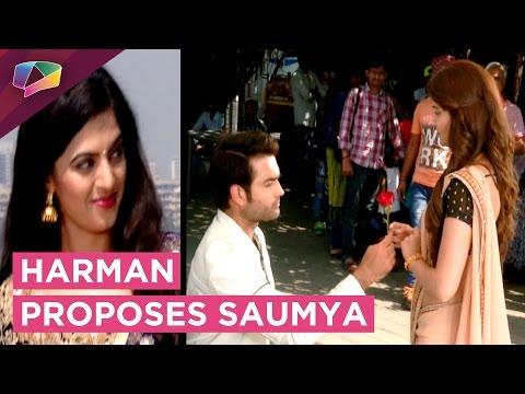 Harman's Unique Proposal For Saumya | Shakti |