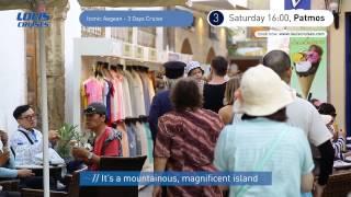 3 Days Cruise Iconic Aegean - Mykonos, Kusadasi, Patmos, Herak...