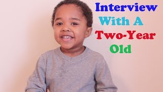 Video Interview With a Two-Year Old MP3, 3GP, MP4, WEBM, AVI, FLV Juli 2019