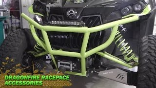 6. CAN-AM Maverick Turbo Build – Part 2 DragonFire Accessories