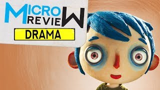 My Life as a Zucchini (2016) MIcro Review