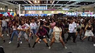 Video KPOP Random Dance Game (KCON17 DAY 3) MP3, 3GP, MP4, WEBM, AVI, FLV Juli 2018