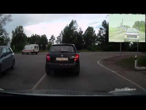 Авария в Железногорске
