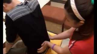 DIY Chinese Back Massage 1 Relaxation And Treatment Of Back Pain