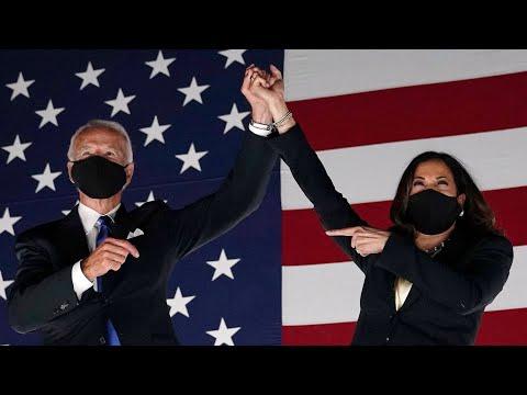 America Votes 2020: Joe Biden wins U.S. presidential election