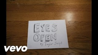 Taylor Swift - Eyes Open (Lyrics)