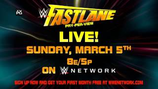 Nonton Don't miss WWE Fastlane 2017 – Live Sunday, March 5 Film Subtitle Indonesia Streaming Movie Download