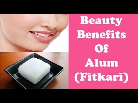 Video फिटकरी (Alum)- beauty benefits of Alum/Remove unwanted hair & wrinkles with Alum/Alum for fair skin download in MP3, 3GP, MP4, WEBM, AVI, FLV January 2017