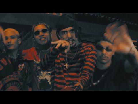 Death $quad - HELLBOY (ft. Slow, D$ Luqi, MAIK, Massaru) | Prod. EF (Official Music Video)