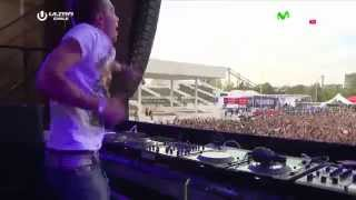 Headhunterz - Live @ Ultra Music Festival Chile 2014