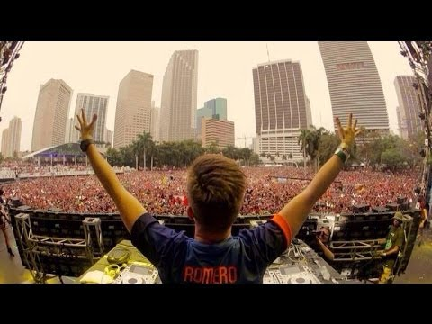 Ultra Music Festival 2014 - Full Set Mainstage  - Nicky Romero