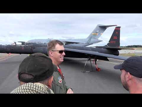 "The Lockheed U-2, nicknamed ""Dragon..."