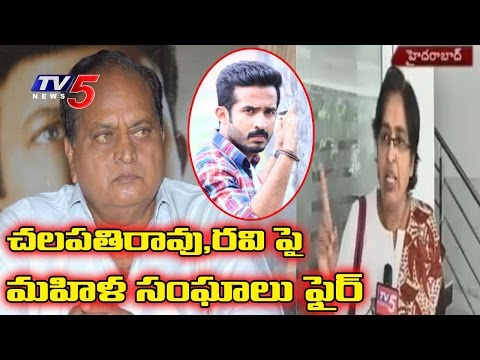 Case Filed On Actor Chalapathi Rao After His Derogatory Comments On Women
