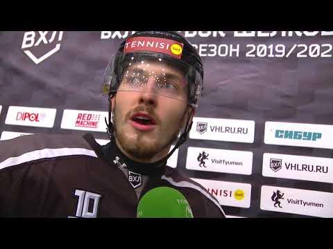 ХК «Рубин» обменялся победами с «Соколом»